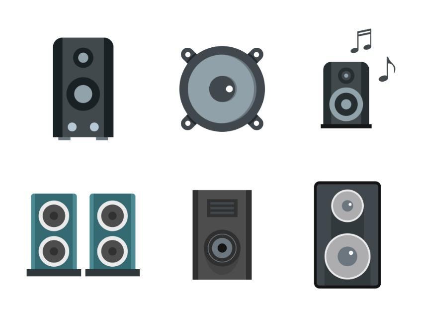 Jenis Speaker Pasiv