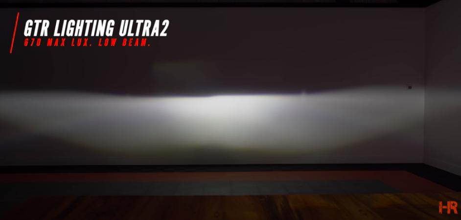 GTR Lighting Ultra 2 - Headlight Revolution