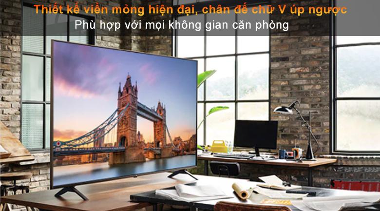 Smart Tivi LG 4K 86 inch 86UP8000PTB-Thiết kế hiện đại, phù hợp với mọi không gian