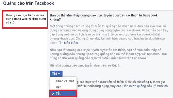 Mẹo hạn chế và chặn quảng cáo trên Facebook hiệu quả, đơn giản
