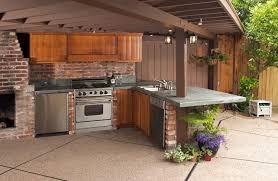 Image result for backyard kitchen