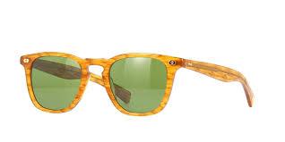 Garrett Leight Brooks X 2083 BT/PGN Pure Green Sunglasses | Pretavoir