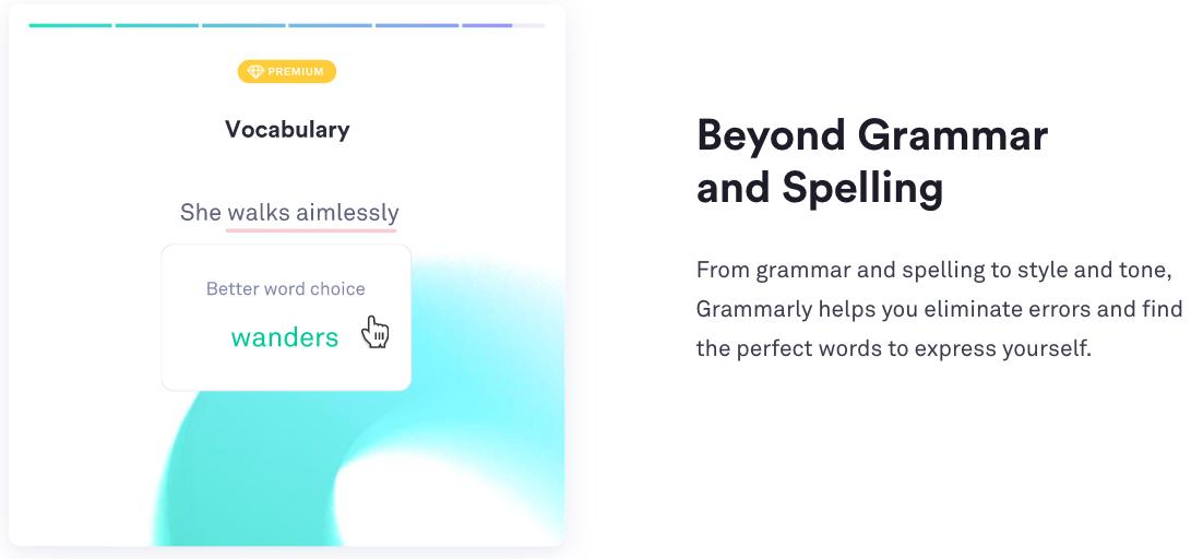 best digital marketing software for avoiding grammar and spelling mistakes