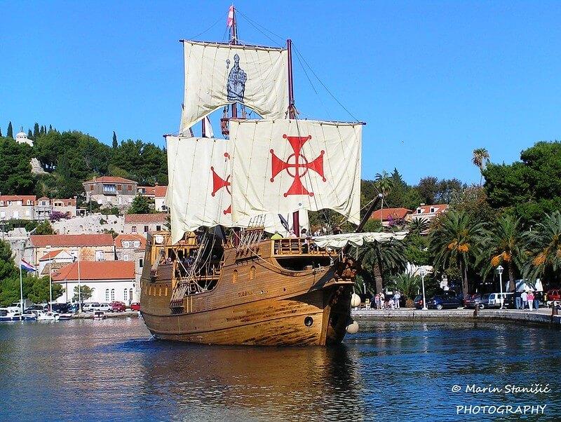 Most popular sea tours in Croatia 2