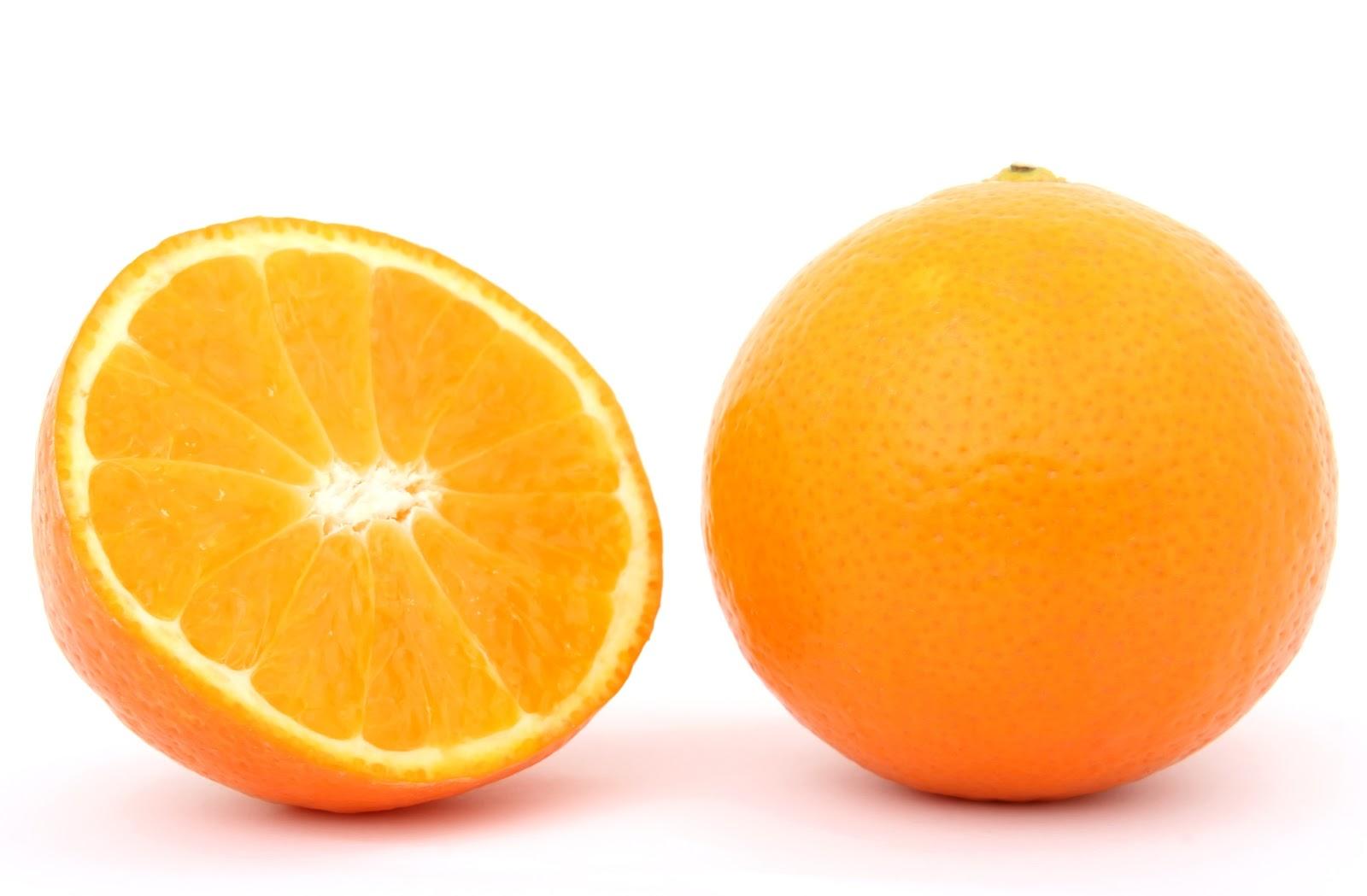 Oranges are good for eyesight