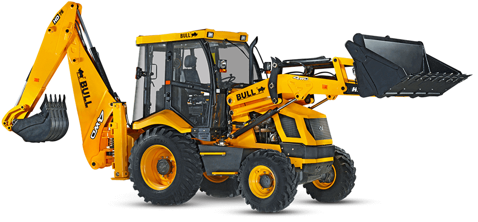 Image result for back hoe loader