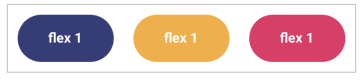All elements with flex: 1