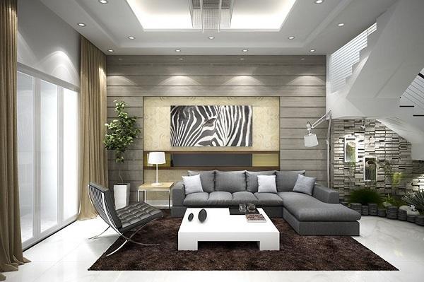 Diện tích phòng khách bao nhiêu m2 là hợp lý?