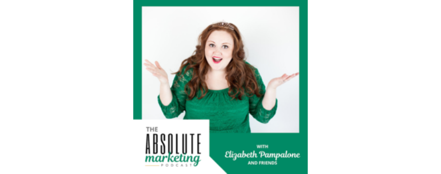Absolute Marketing Podcasts logo
