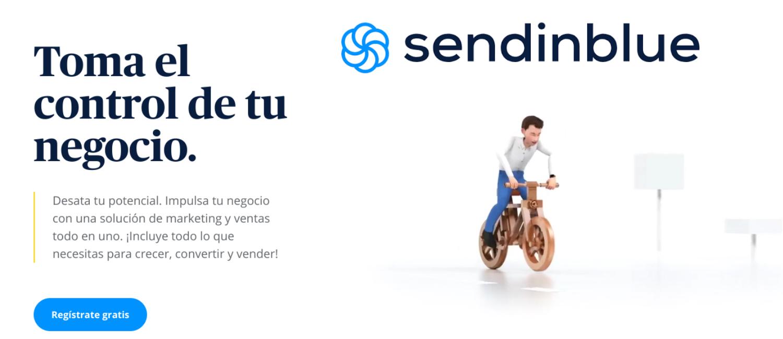 email marketing gratis sendinblue