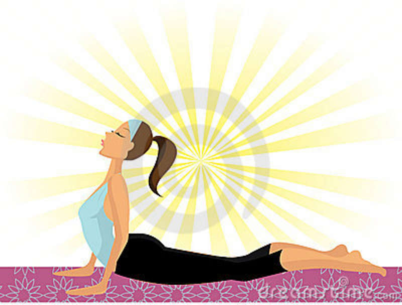 Prevent troubles related to backache with cobra pose