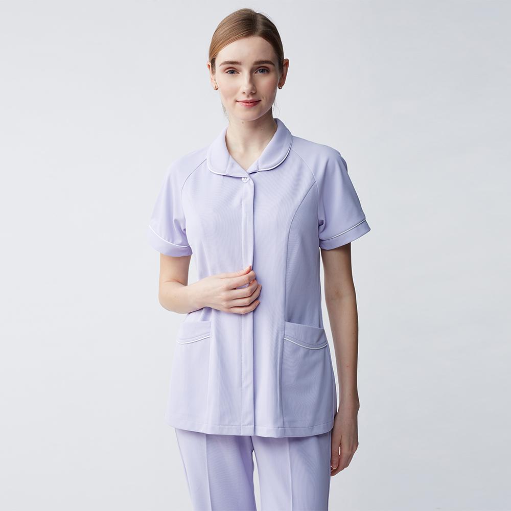 醫護服飾:紫色護士服