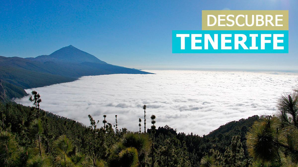 Portada, Ruta en moto por Tenerife