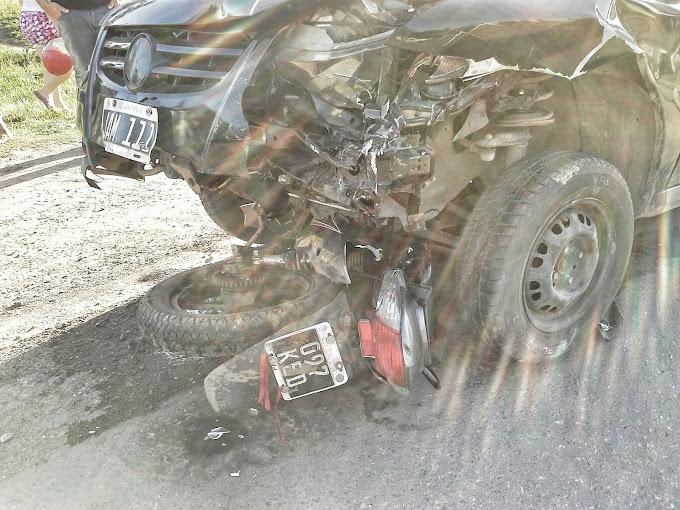Dos accidentes con motos en Ruta 7: Un muerto y tres heridos en dos días