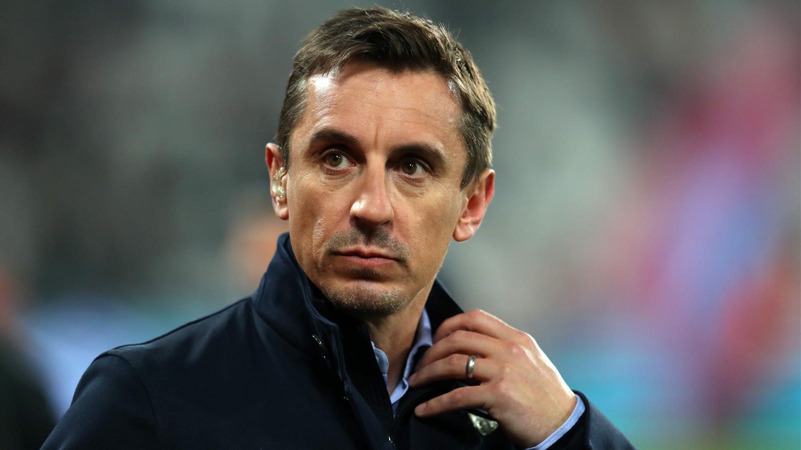 Cựu ngôi sao của Manchester United, Gary Neville không thể chấp nhận sự lựa chọn của câu lạc bộ cũ của mình để tham gia UEFA Super League