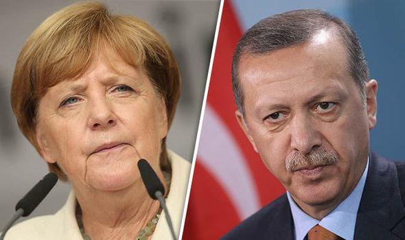 Alemania elimina la exportación de armamento a Turquía