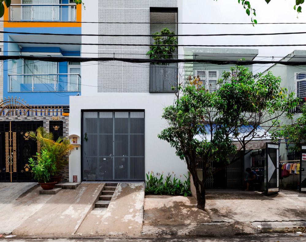 Nhà phố là loại bất động sản phù hợp nhất với những người có nhu cầu kinh doanh