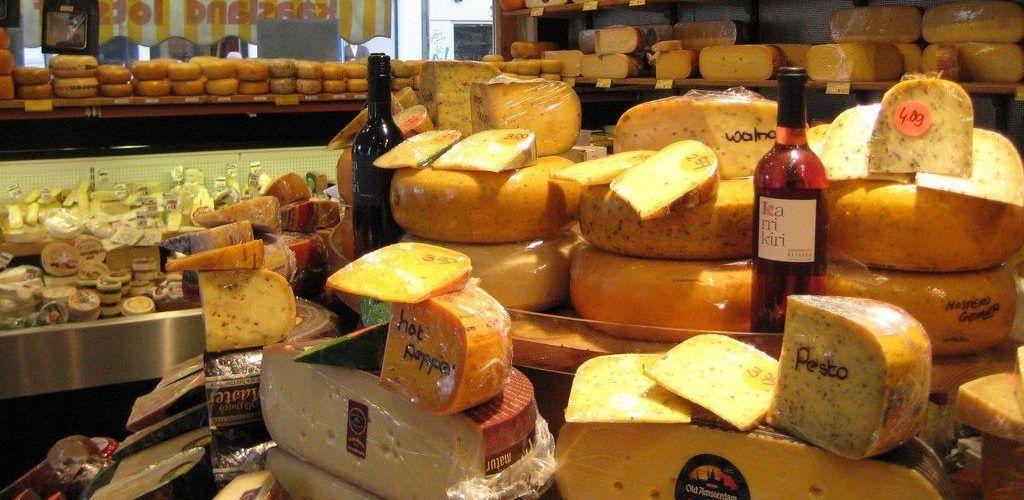 Kesinlikle Tatmanız Gereken Hollanda Peynirleri