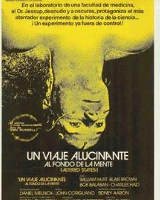 Viaje alucinante al fondo de la mente (1980, Ken Rusell)