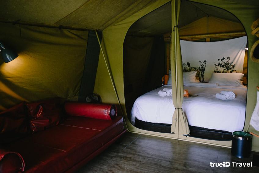 3. Lalamukha Tented Resort เขาใหญ่ นครราชสีมา 02