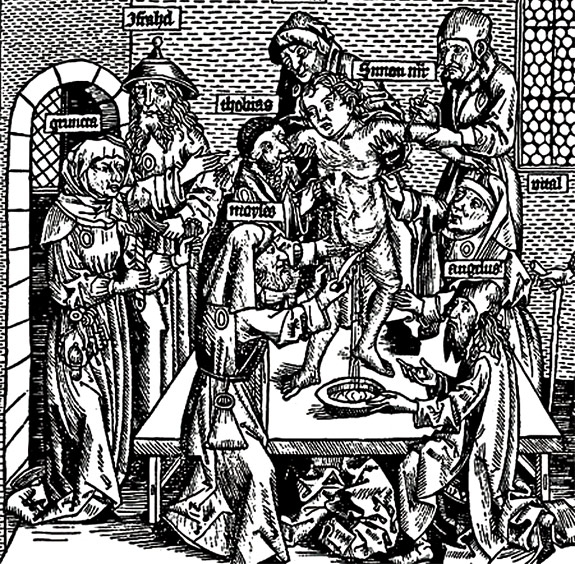 """an analysis of the medieval discrimination and iii treatment of jews In the early middle ages, christians were not allowed to work in the money lending business, and the jews consequently took over this """"dirty business"""" but this meant in russia the jews were strongly persecuted, often in the form of state-sponsored pogroms, following the murder of tsar alexander ii in 1881 the result."""