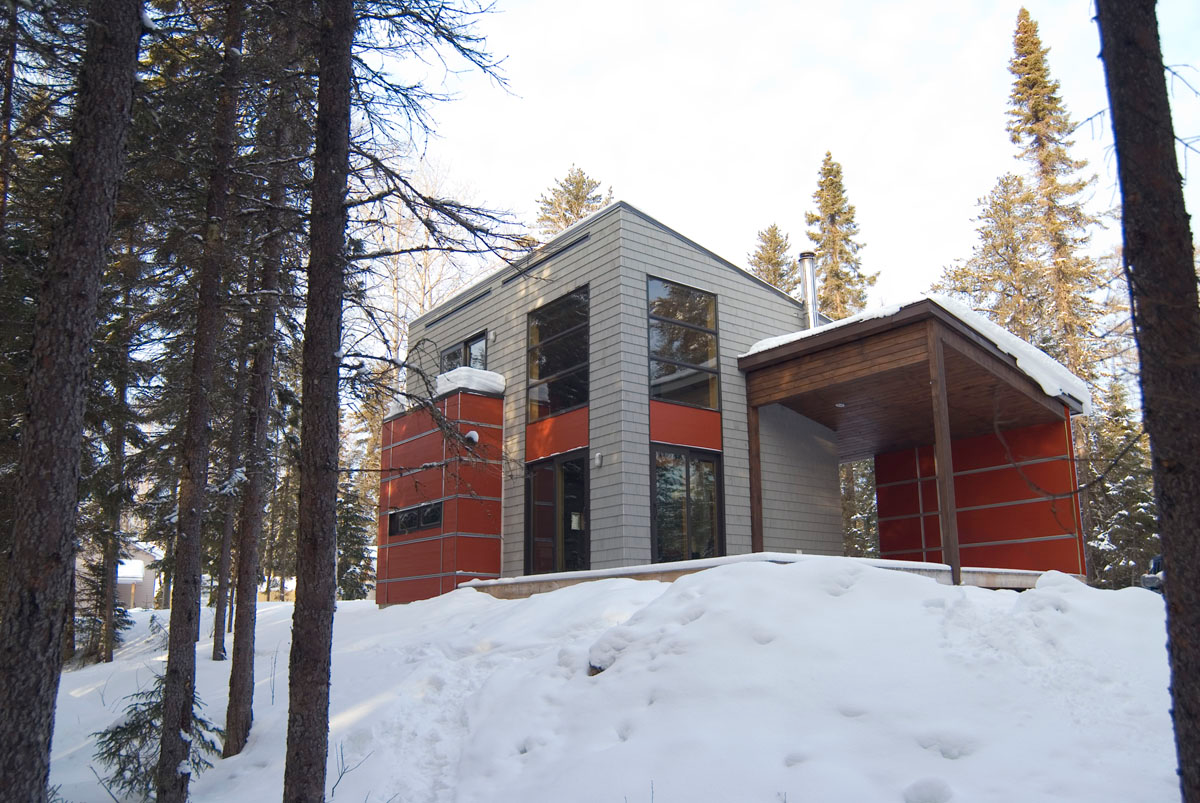Cottages for rent for Snowmobile in Quebec #13