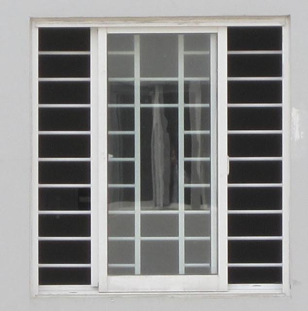 Mẫu song cửa sổ sắt đơn giản đẹp