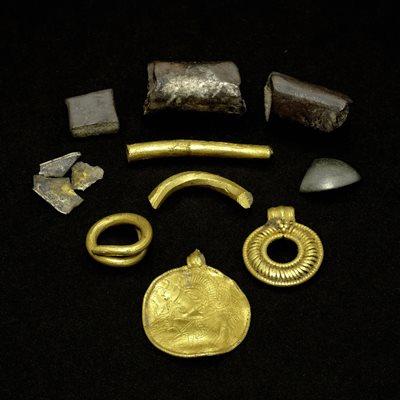 Hallan una de las representaciones más antiguas del dios Odín