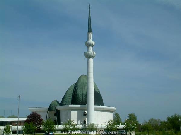 Image result for zagrebacka džamija