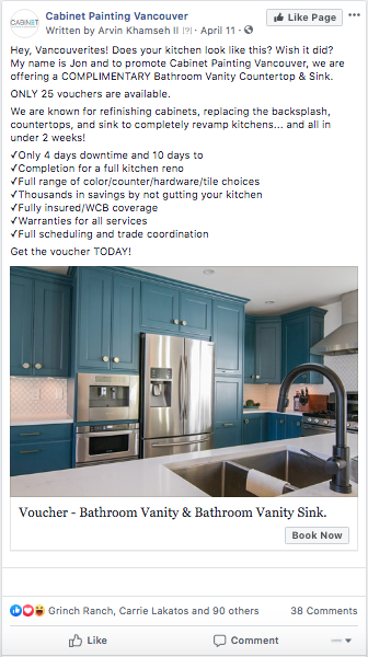 LeadOwl Case Study Kitchen Renovation Services