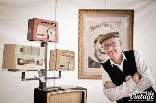 réparation et redonne vie aux anciennes appareils vintage