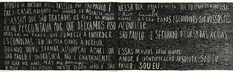 """Desenho da série """"São Paulo Infinita""""©, da ilustradora Juliana Russo"""