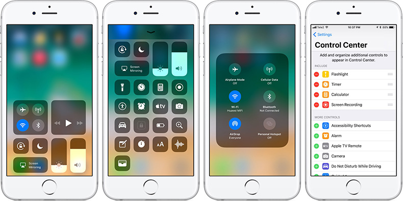 Ios 11 Vs Ios 10 What Advantages Will Ios 11 Bring To The