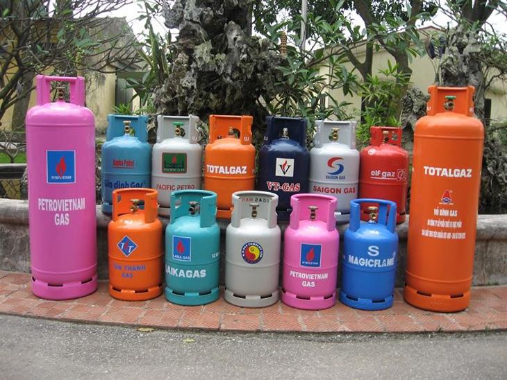 Trong trường hợp bếp hết gas thì bạn hãy thay bình gas mới để tiếp tục sử dụng