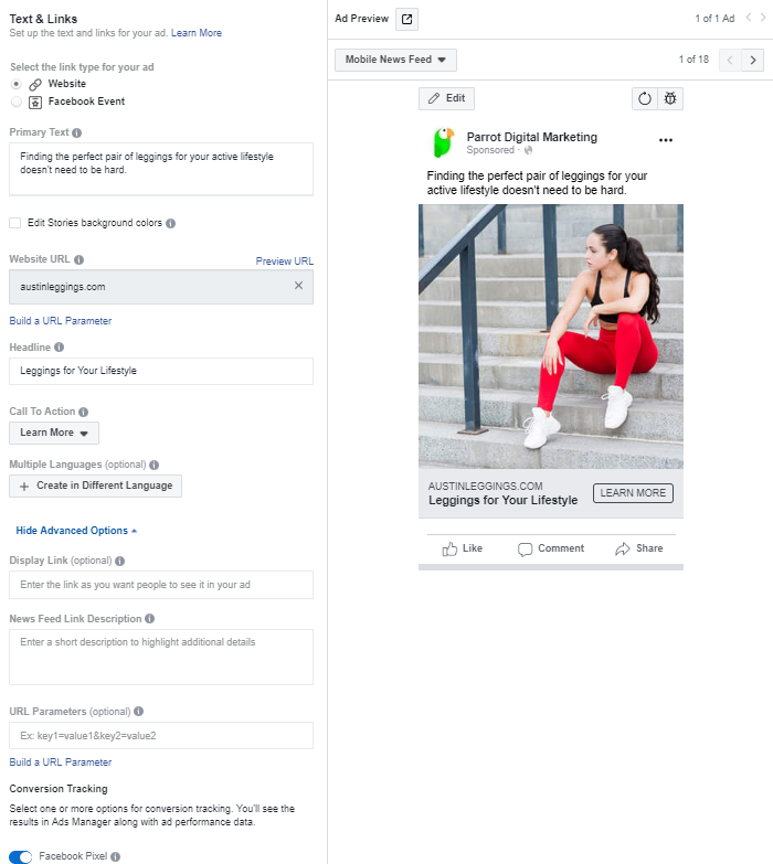The Ultimate Guide to Facebook and Instagram Advertising for Small