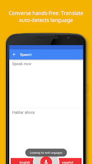 google translate audio
