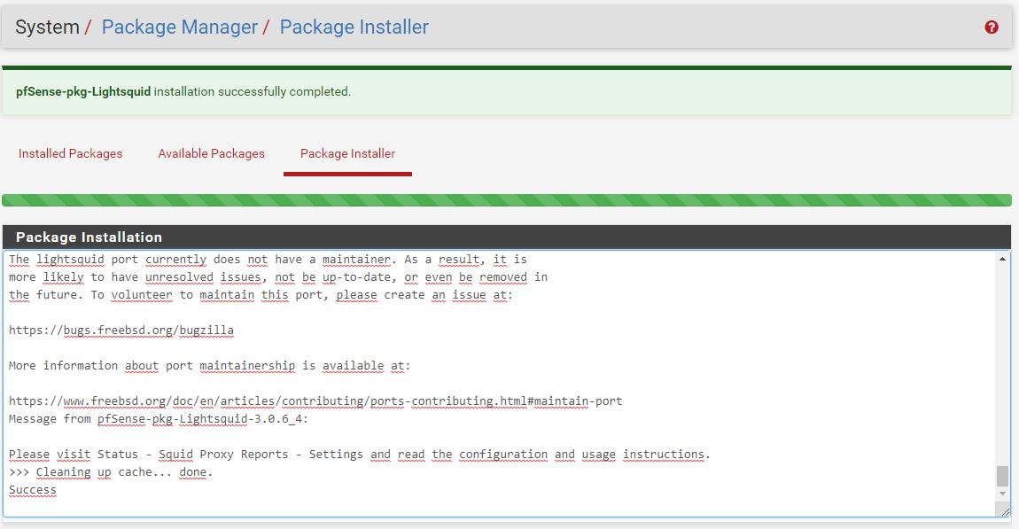 Squid Proxy Server Ebook