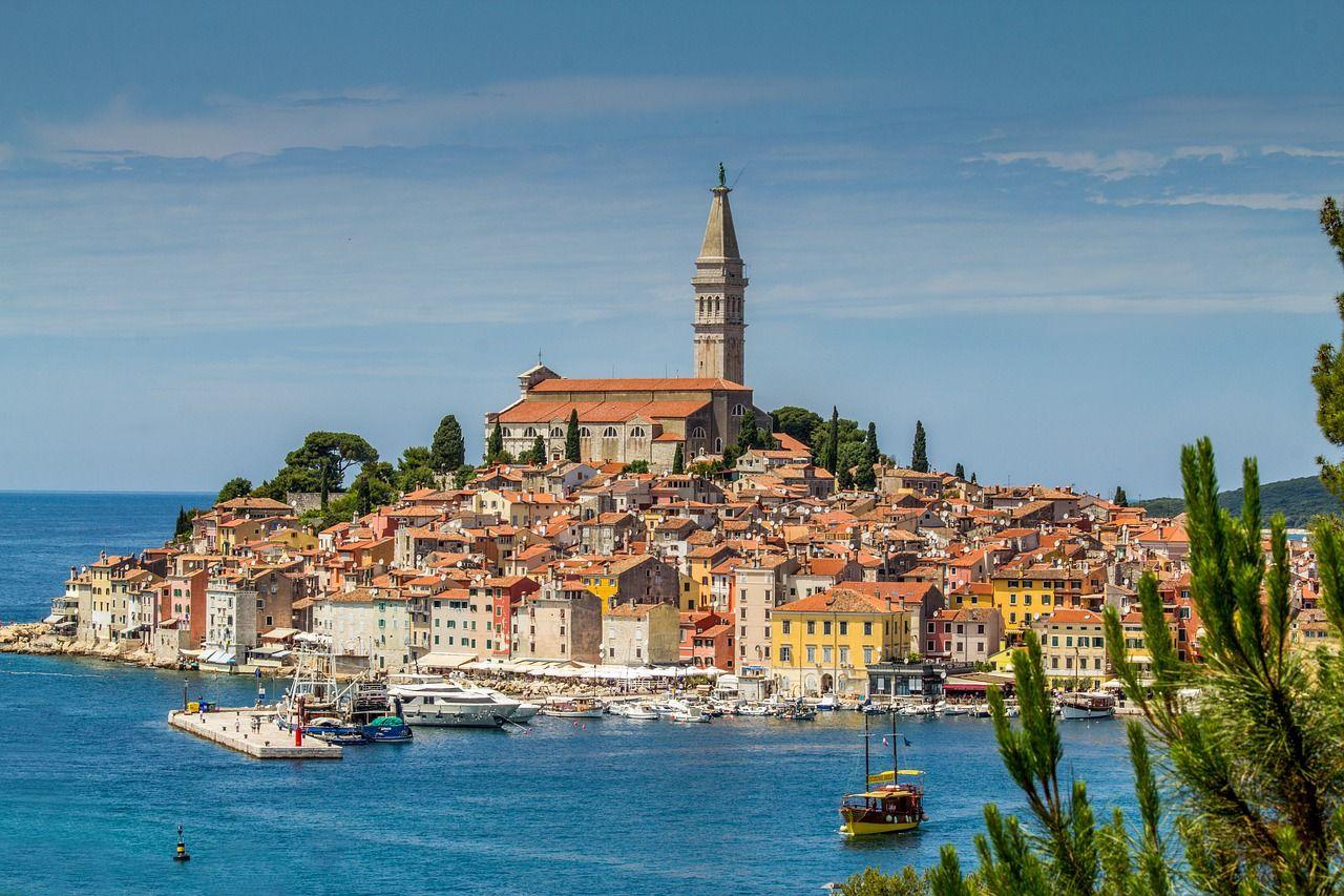 Sibenik Croatie Dalmatie