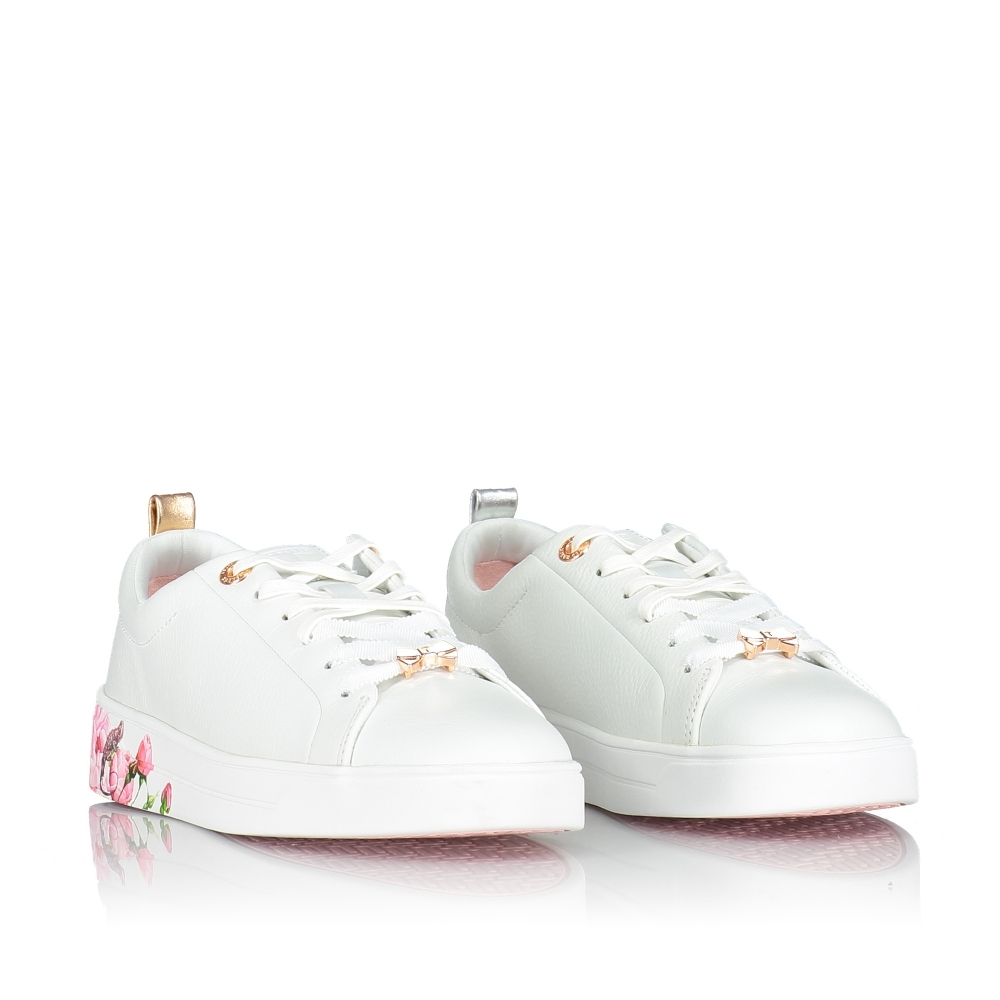 Luoci Leather Trainers