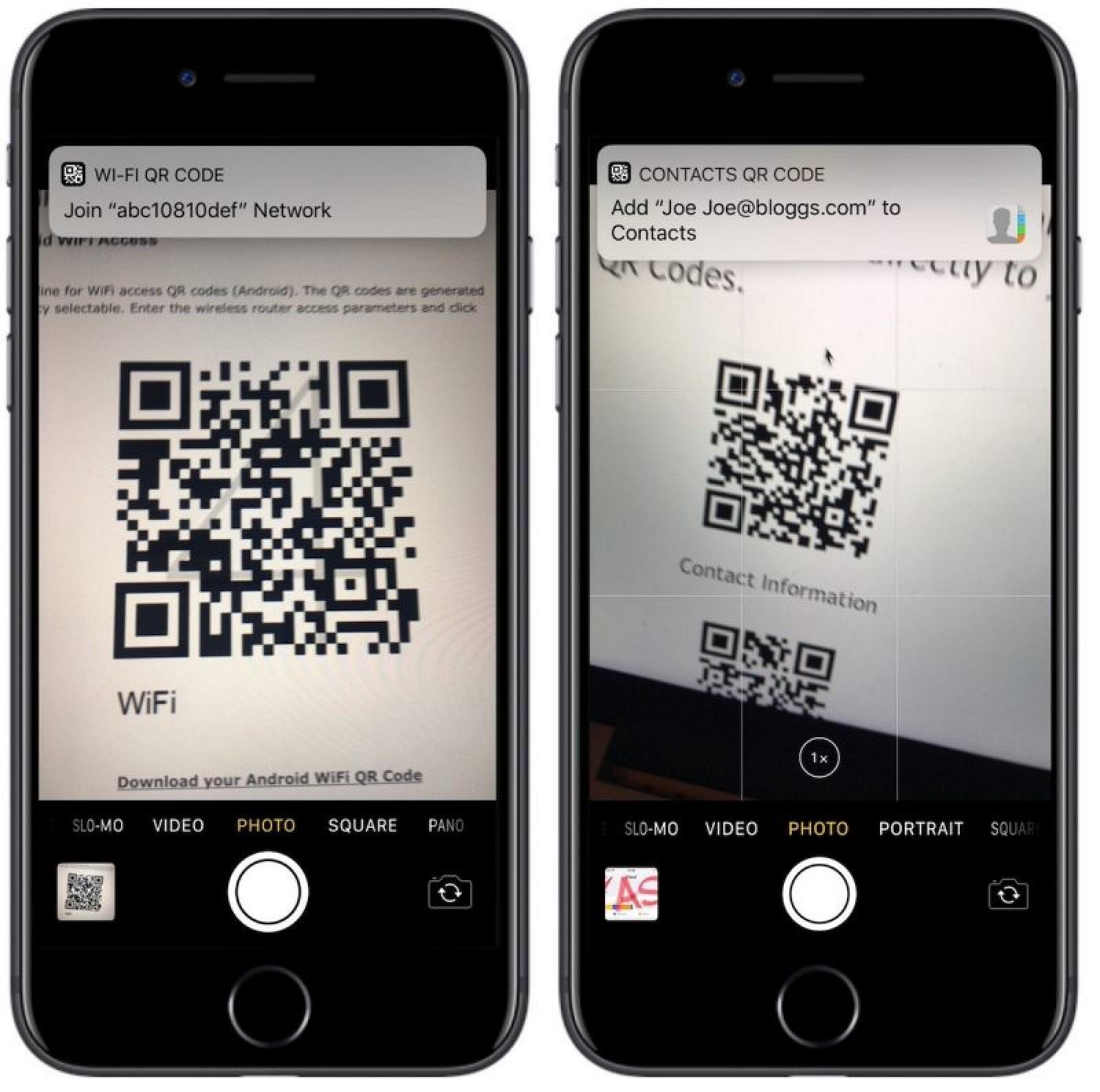 iOS 11 auto-setup