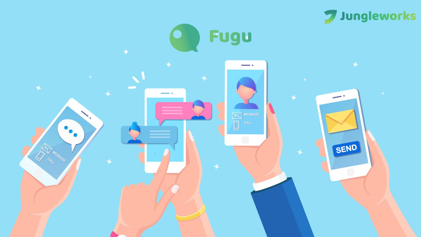Whatsapp Clone: White Label App - Fugu | Jungleworks