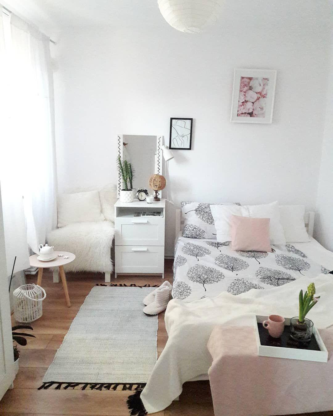 nội thất phòng ngủ nhỏ đơn giản 2