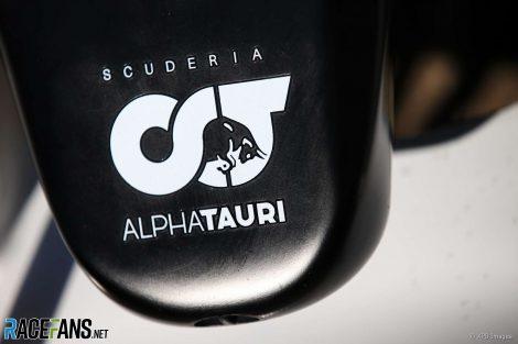 AlphaTauri, Circuit de Catalunya, 2020