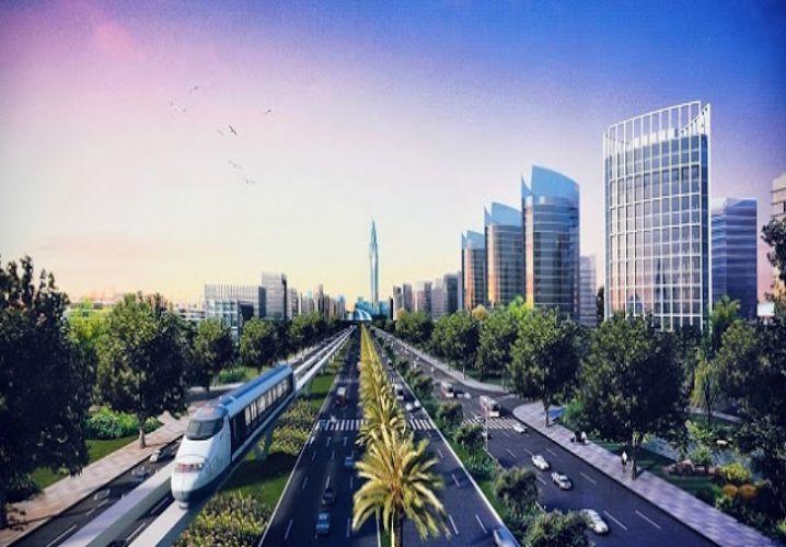 Dự án tòa nhà cao nhất TPHCM trong tương lai