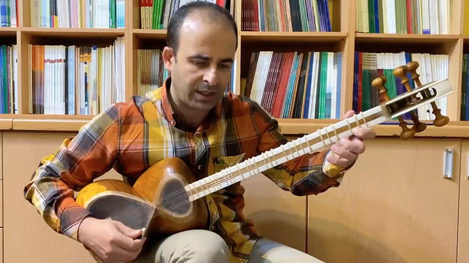 فیلمهای آثار محمدرضا شجریان نیما فریدونی تار