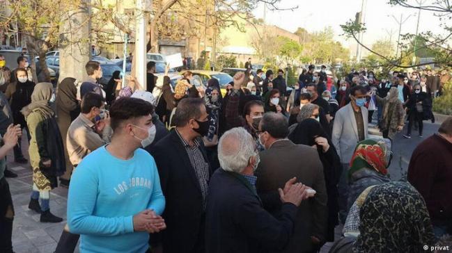 ایران فروشی نیست″؛ اعتراضات مردمی به قرارداد ایران و چین | ایران | DW |  30.03.2021