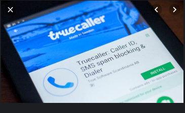 Ứng dụng Truecaller