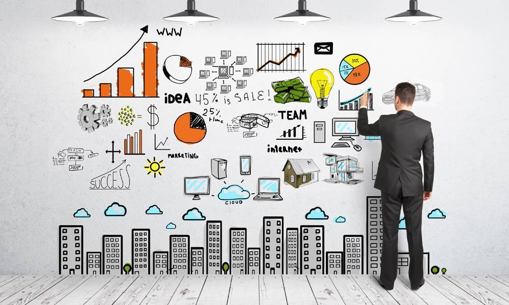 Lĩnh vực kinh doanh khi thành lập công ty