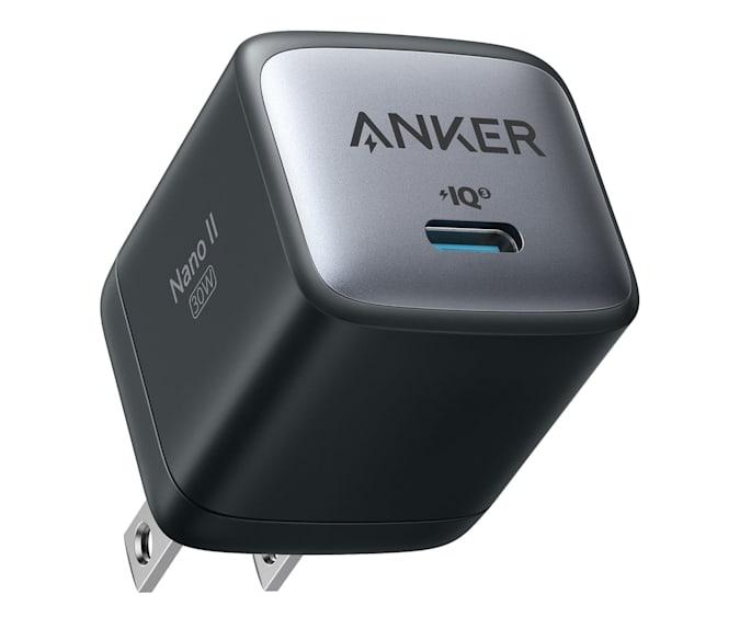 Anker GaN Nano II 30W charger