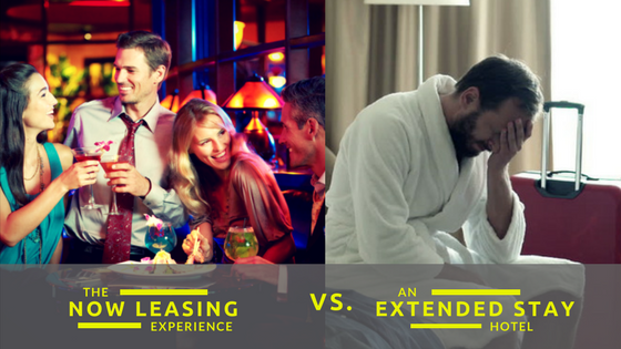 now leasing vs extended stay